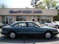 Medium Adriatic Blue Metallic 1997 Oldsmobile Eighty-Eight