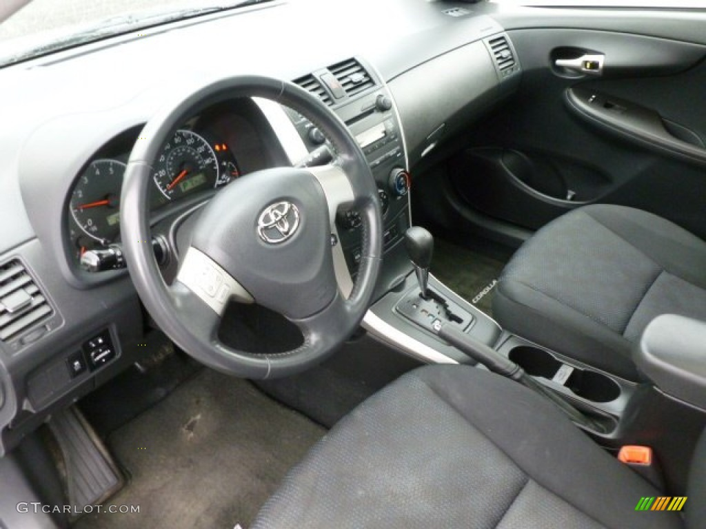 2009 toyota corolla s interior photo 62481524 for Interior toyota corolla