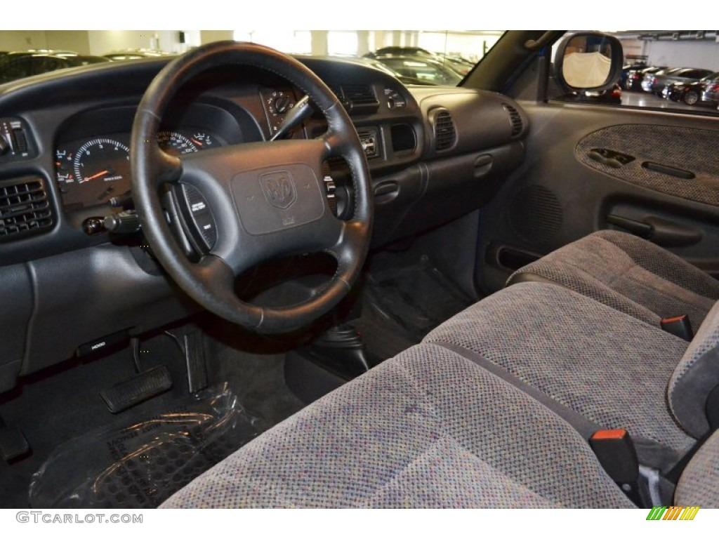 1999 Dodge Ram 1500 Slt Extended Cab 4x4 Interior Color Photos