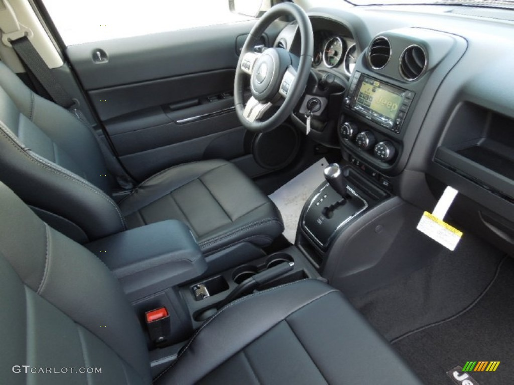 2012 Jeep Patriot Latitude Interior Interior 2012 Jeep Patriot