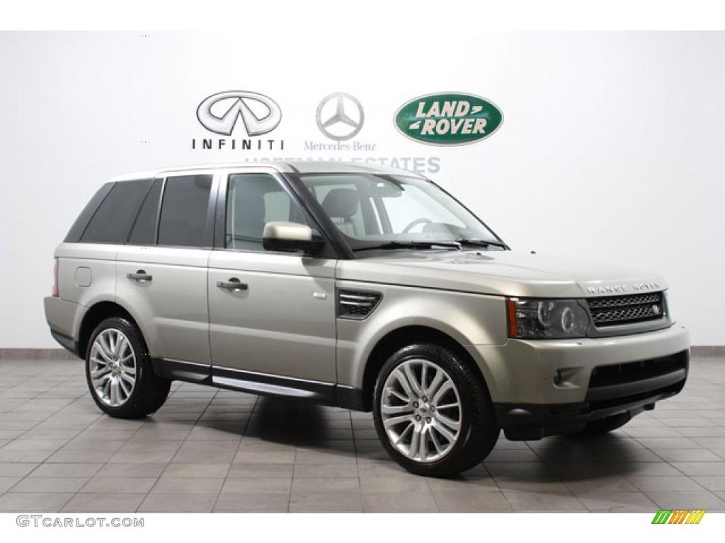 2011 Ipanema Sand Metallic Land Rover Range Rover Sport