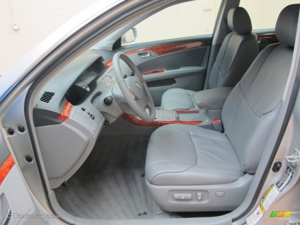 light gray interior 2005 toyota avalon xls photo 62499969. Black Bedroom Furniture Sets. Home Design Ideas