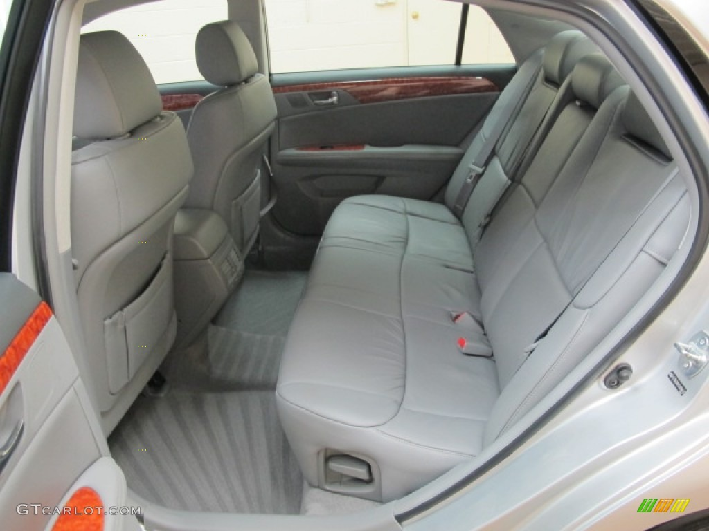 light gray interior 2005 toyota avalon xls photo 62499987. Black Bedroom Furniture Sets. Home Design Ideas