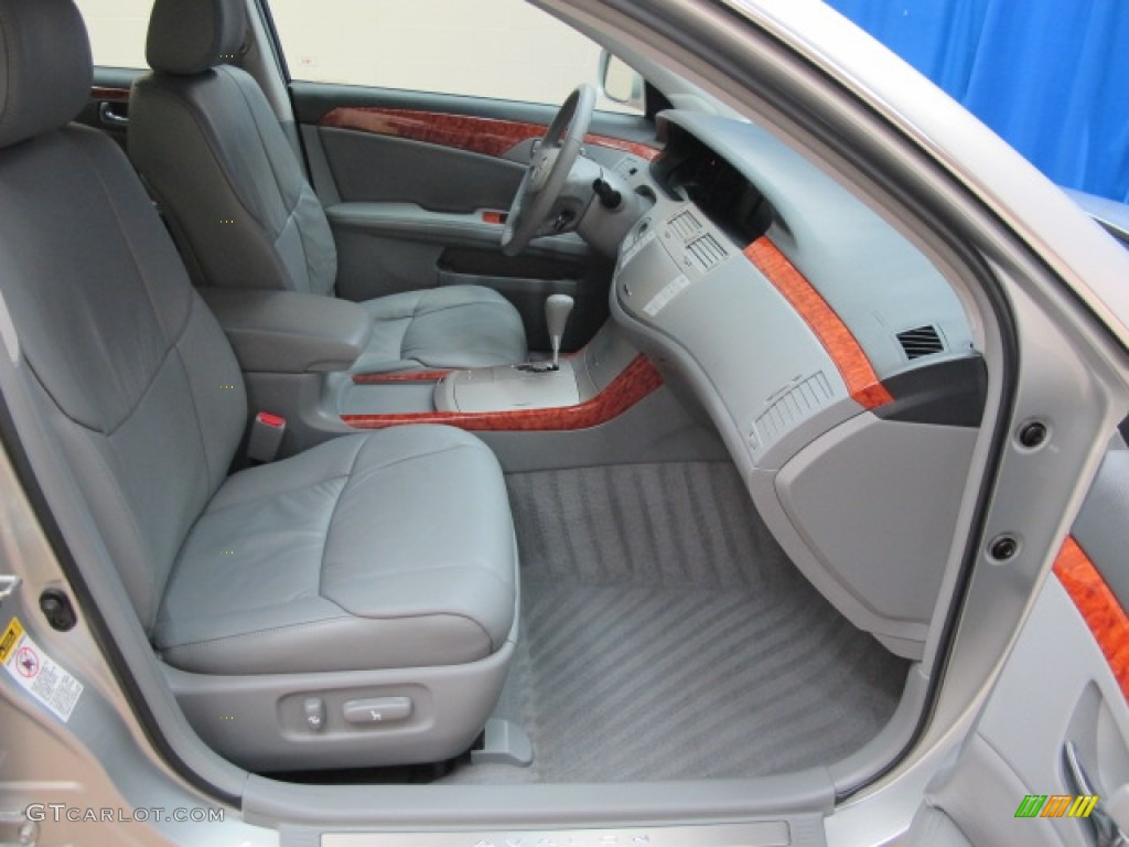 light gray interior 2005 toyota avalon xls photo 62500026. Black Bedroom Furniture Sets. Home Design Ideas