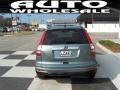 2010 Opal Sage Metallic Honda CR-V EX  photo #3