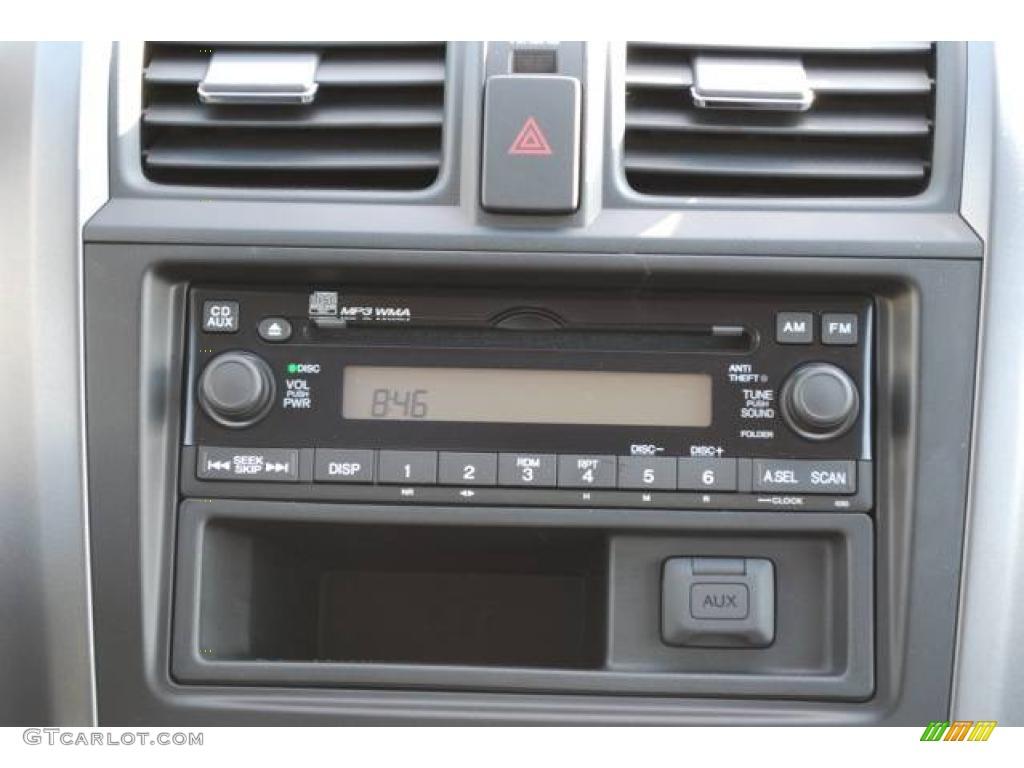 2008 CR-V LX 4WD - Royal Blue Pearl / Gray photo #23