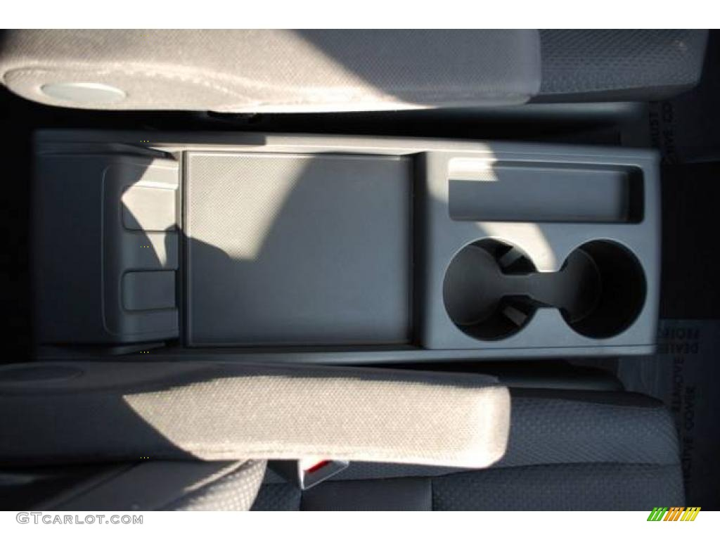 2008 CR-V LX 4WD - Royal Blue Pearl / Gray photo #26