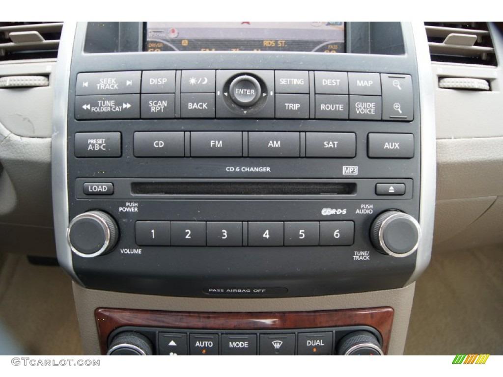 2008 nissan maxima 3 5 sl controls photo 62509348. Black Bedroom Furniture Sets. Home Design Ideas