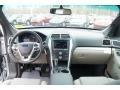 Medium Light Stone Dashboard Photo for 2013 Ford Explorer #62509639