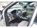 Medium Light Stone Interior Photo for 2013 Ford Explorer #62509666