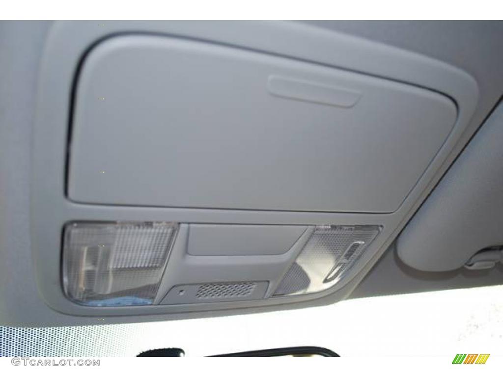 2008 CR-V LX 4WD - Royal Blue Pearl / Gray photo #40