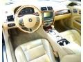 Caramel 2007 Jaguar XK Interiors