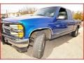 Bright Blue Metallic 1997 Chevrolet C/K Gallery
