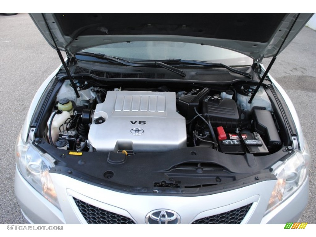 2007 toyota camry se v6 engine photos. Black Bedroom Furniture Sets. Home Design Ideas