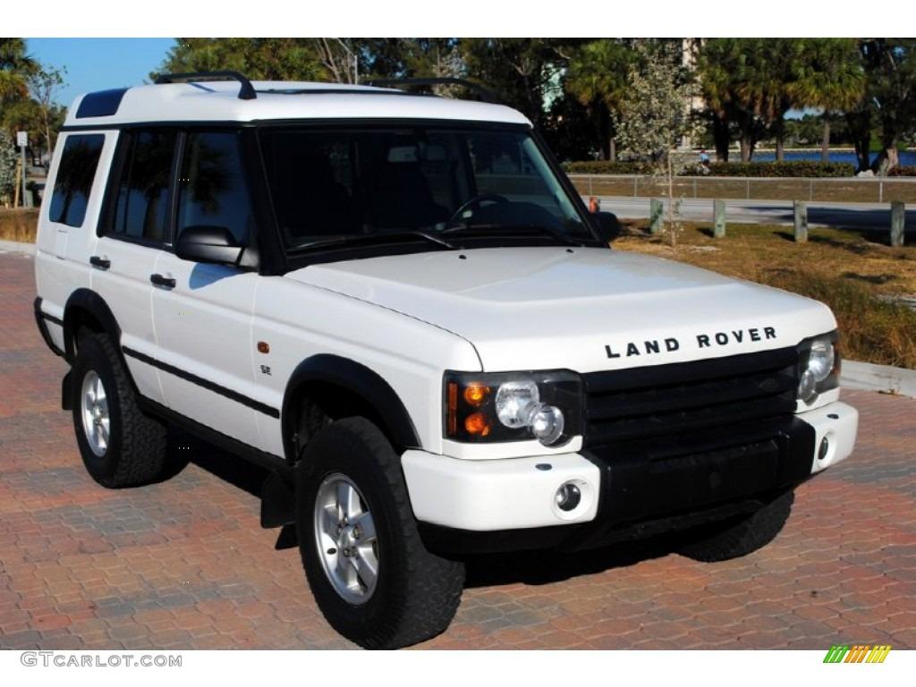 Chawton white 2003 land rover discovery se exterior photo 62520472