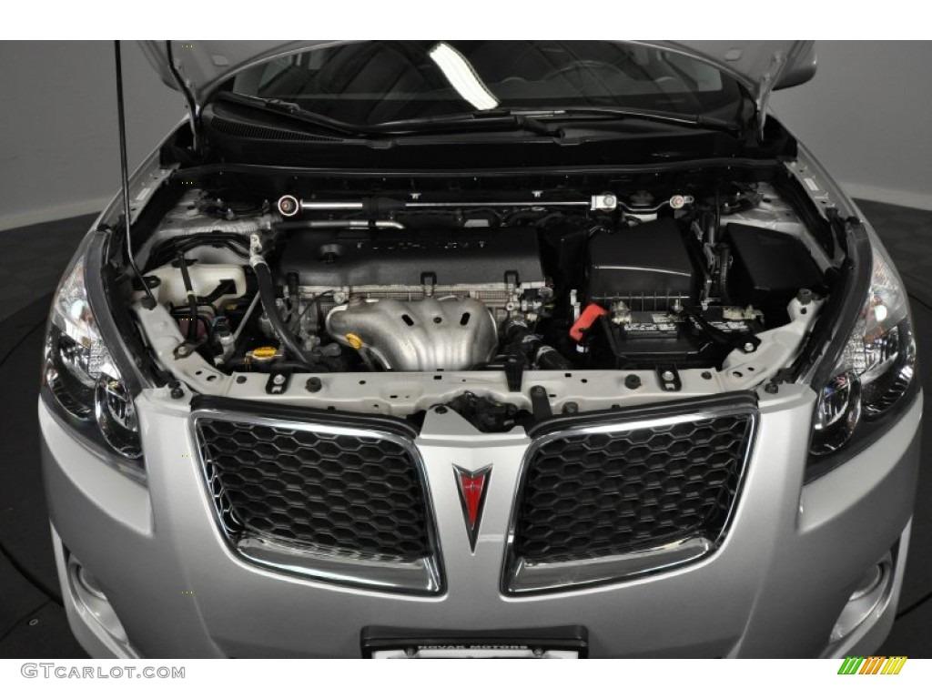 2009 Pontiac Vibe GT Engine Photos   GTCarLot.com