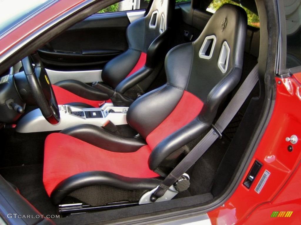 HERE ARE SOME PICTURES. ENJOY! |Ferrari 360 Modena Interior