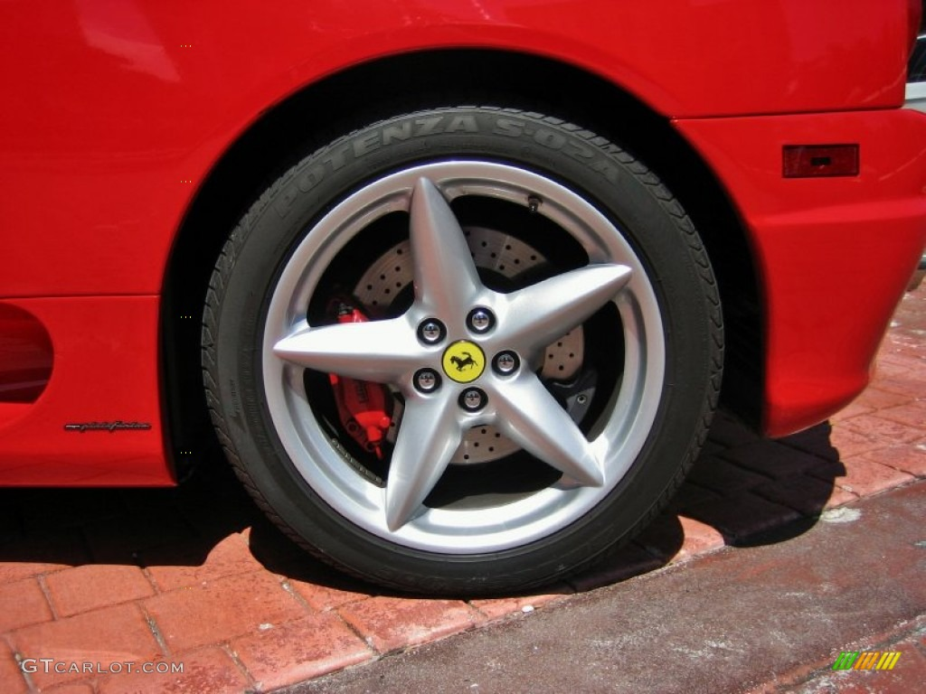 2004 Ferrari 360 Modena Wheel Photo 62527811 Gtcarlot Com