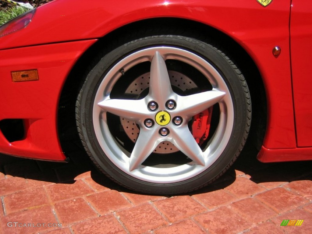 2004 Ferrari 360 Modena Wheel Photo 62527816 Gtcarlot Com