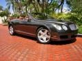 Anthracite 2008 Bentley Continental GTC Gallery