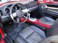Ebony Black 2005 Chevrolet SSR Interiors