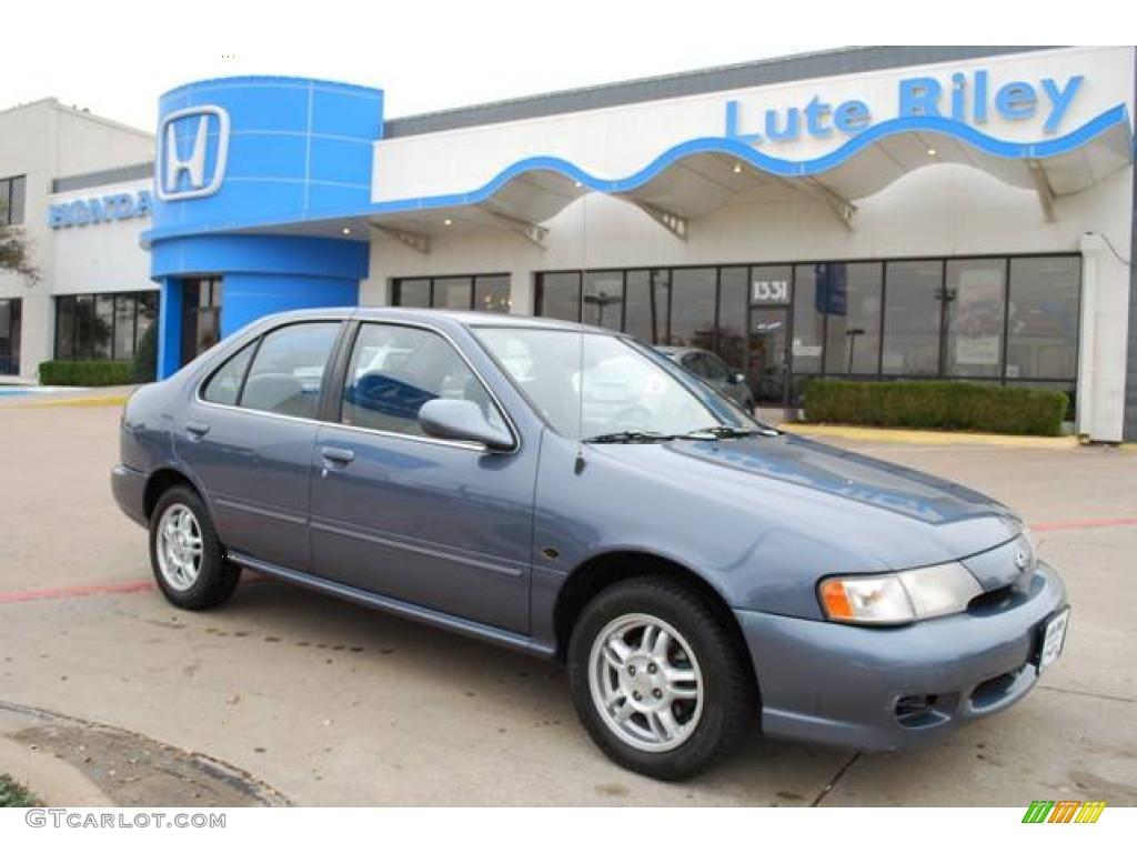 1999 slate blue nissan sentra gxe #6217841 | gtcarlot - car