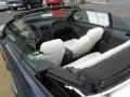 2001 True Blue Metallic Ford Mustang GT Convertible  photo #10