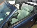 2001 True Blue Metallic Ford Mustang GT Convertible  photo #11