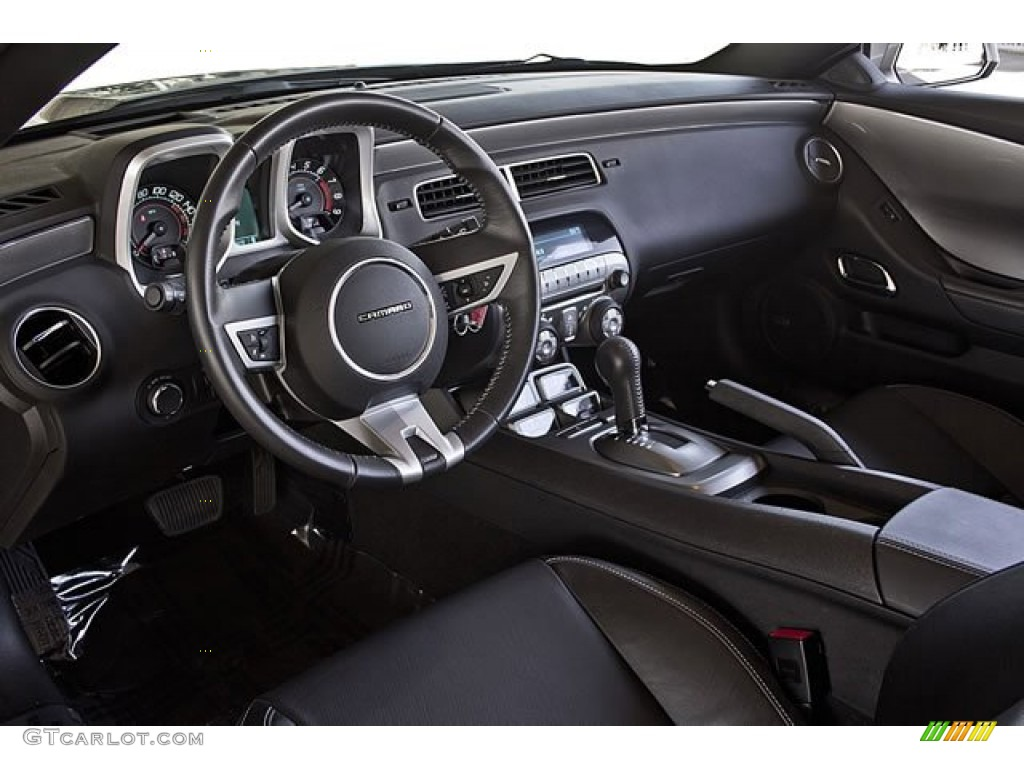 black interior 2011 chevrolet camaro ss rs convertible. Black Bedroom Furniture Sets. Home Design Ideas