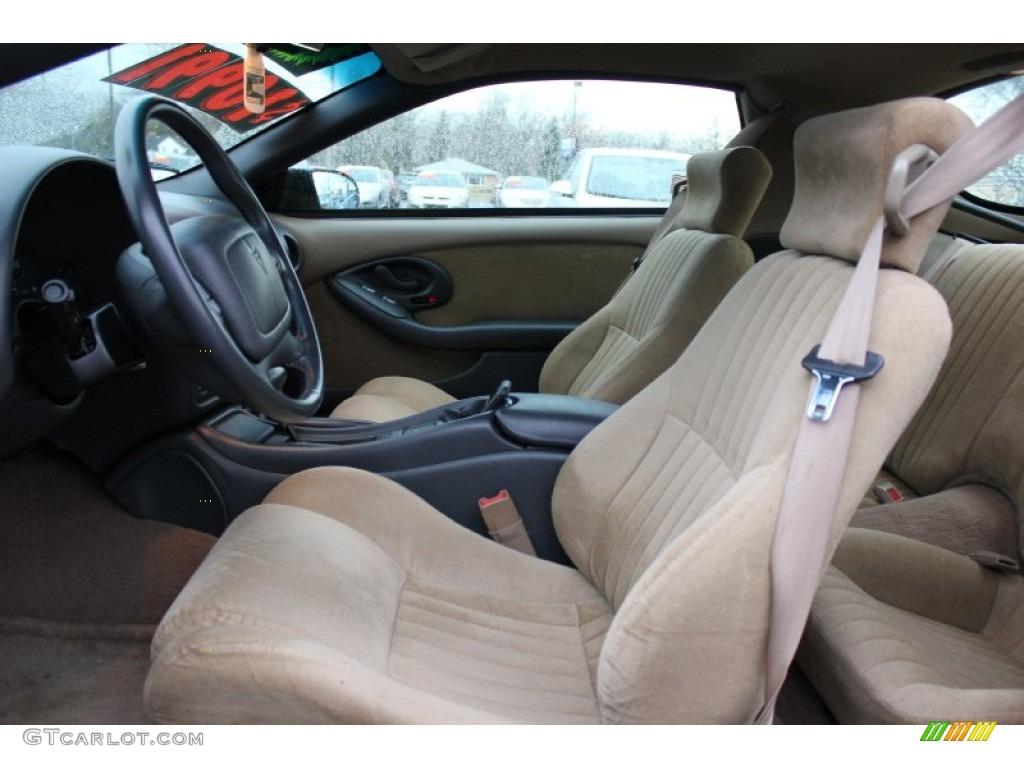 Medium Beige Interior 1995 Pontiac Firebird Formula Coupe Photo 62543743