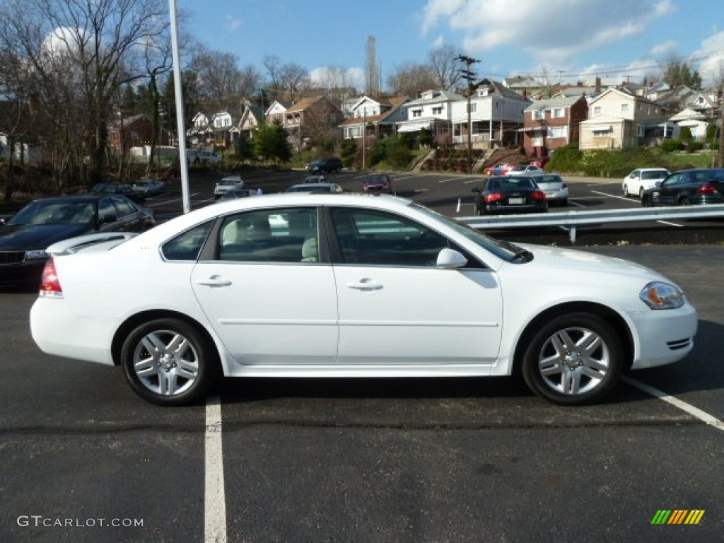 summit white 2012 chevrolet impala lt exterior photo. Black Bedroom Furniture Sets. Home Design Ideas