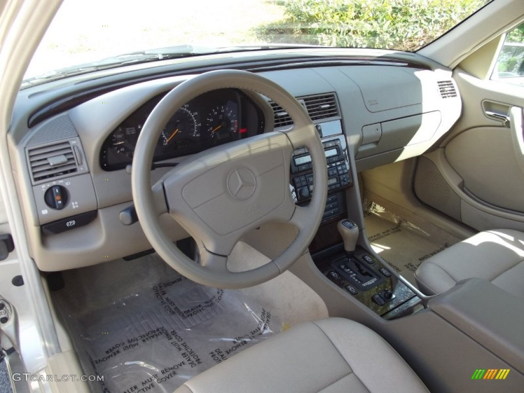 1998 Mercedes Benz C 280 Interior Color Photos