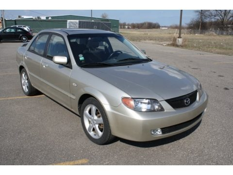 2003 mazda protege es data info and specs. Black Bedroom Furniture Sets. Home Design Ideas