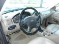 Medium Parchment Beige Dashboard Photo for 2003 Ford Explorer #62569256
