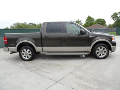 2008 ford f150 king ranch supercrew data info and specs. Black Bedroom Furniture Sets. Home Design Ideas