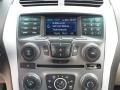 Medium Light Stone Controls Photo for 2013 Ford Explorer #62572620