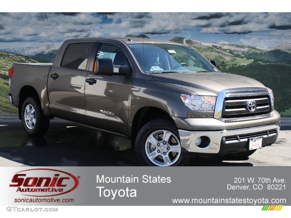 2012 pyrite mica toyota tundra crewmax 4x4 62530069 car color galleries. Black Bedroom Furniture Sets. Home Design Ideas