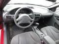 Graphite Gray Prime Interior Photo for 2003 Chevrolet Cavalier #62582416