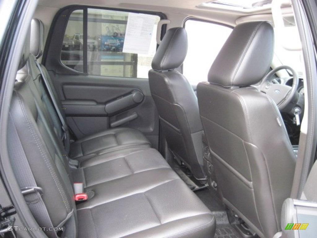 Charcoal Black Interior 2009 Ford Explorer Sport Trac Adrenaline V8 ...