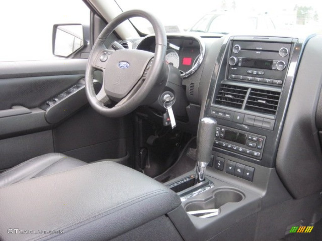 2009 Ford Explorer Sport Trac Adrenaline V8 Awd Dashboard Photos