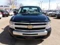 2011 Black Chevrolet Silverado 1500 LS Regular Cab  photo #3