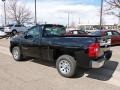 2011 Black Chevrolet Silverado 1500 LS Regular Cab  photo #6