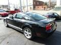 2007 Black Ford Mustang V6 Premium Coupe  photo #3