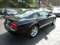 2007 Black Ford Mustang V6 Premium Coupe  photo #5