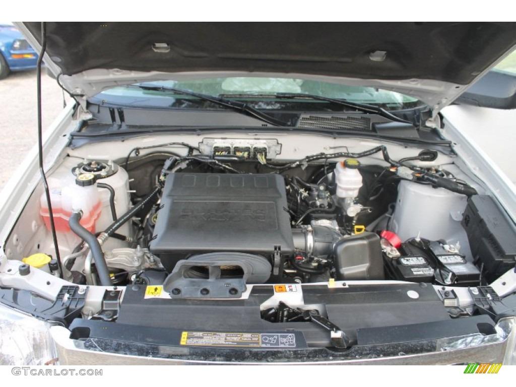 2012 ford escape xlt v6 3 0 liter dohc 24 valve duratec flex fuel v6 engine photo 62603903. Black Bedroom Furniture Sets. Home Design Ideas