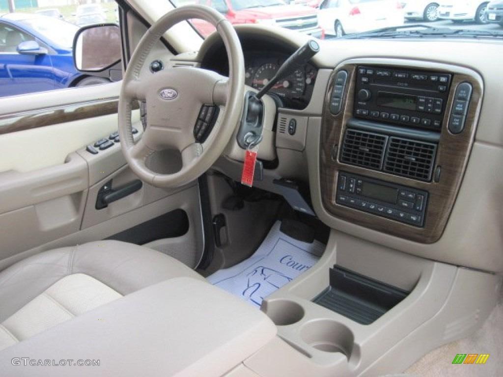 2004 Ford Explorer Eddie Bauer 4x4 interior Photo #62604692   GTCarLot ...