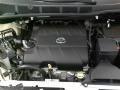 2012 Sandy Beach Metallic Toyota Sienna Limited AWD  photo #12