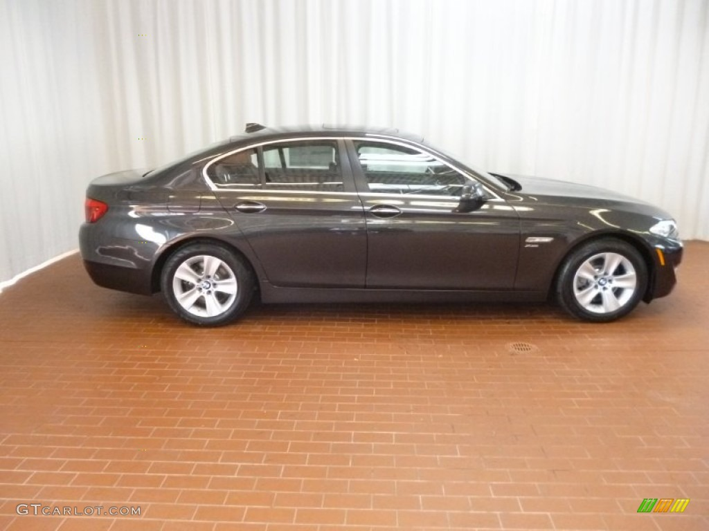 dark graphite metallic ii 2012 bmw 5 series 528i xdrive. Black Bedroom Furniture Sets. Home Design Ideas