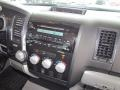2009 Toyota Tundra Red Rock Interior Controls Photo