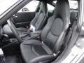 Black Front Seat Photo for 2007 Porsche 911 #62642192